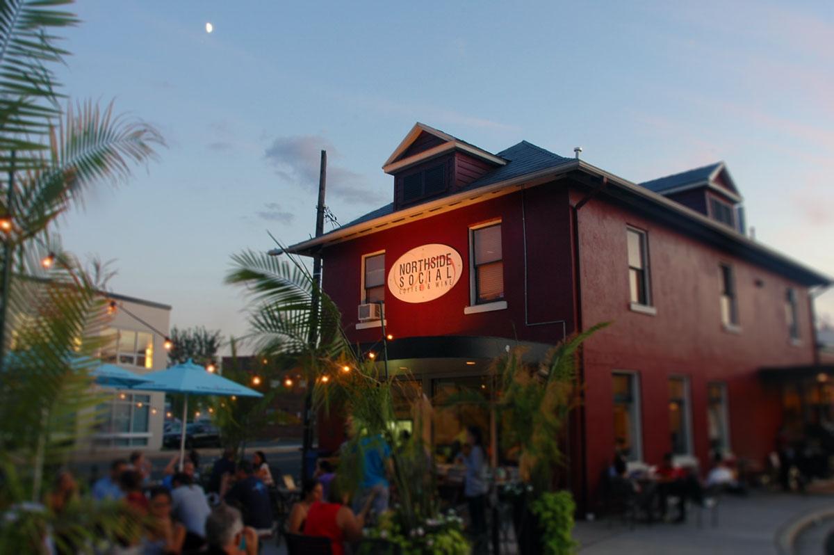 Northside Social, Coffee and Wine Bar