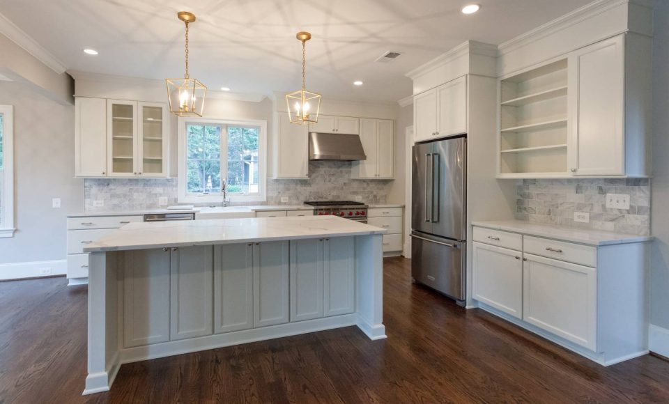 Bcn Homes 2012 N Jefferson Street Kitchen
